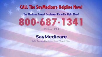 SayMedicare Helpline TV Spot, 'Special Report' - Thumbnail 6