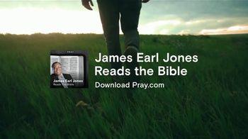 Pray, Inc. TV Spot, 'James Earl Jones Reads the Bible' - Thumbnail 2