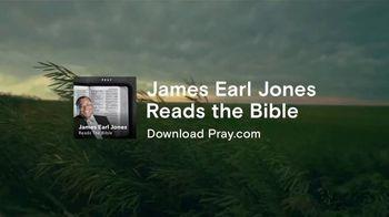 Pray, Inc. TV Spot, 'James Earl Jones Reads the Bible' - Thumbnail 3