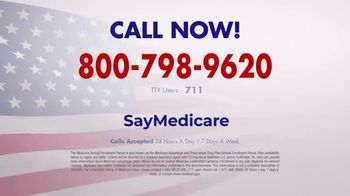 SayMedicare Helpline TV Spot, 'Medicare Annual Enrollment Period' - Thumbnail 9
