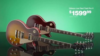 Guitar Center Guitar-A-Thon TV Spot, 'Gibson or Fender' - Thumbnail 5