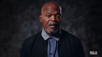 Biden for President TV Spot, 'Voting Rights' Featuring Samuel L. Jackson