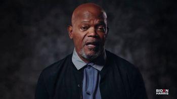 Biden for President TV Spot, 'Voting Rights' Featuring Samuel L. Jackson - 110 commercial airings