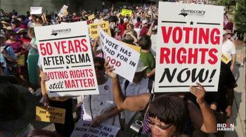 Biden for President TV Spot, 'Voting Rights' Featuring Samuel L. Jackson - Thumbnail 4