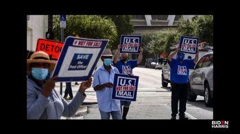 Biden for President TV Spot, 'Voting Rights' Featuring Samuel L. Jackson - Thumbnail 6
