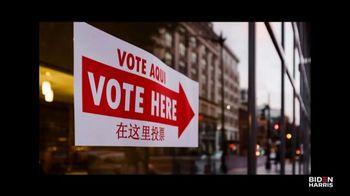 Biden for President TV Spot, 'Voting Rights' Featuring Samuel L. Jackson - Thumbnail 7