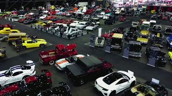Barrett-Jackson Fall Auction TV Spot, \'Return to Live Events\'