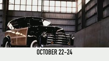 Barrett-Jackson Fall Auction TV Spot, 'Return to Live Events' - Thumbnail 6