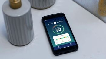 Sleep Number Fall Sale TV Spot, 'Temperature Balance: Final Days: Save up to $700' - Thumbnail 8