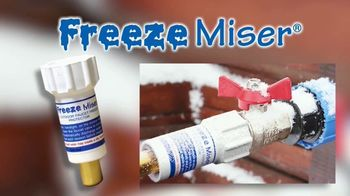Freeze Miser TV Spot, 'Make Frozen Faucets a Thing of the Past'
