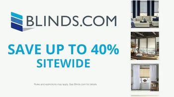 Blinds.com Friends & Family Sale TV Spot, 'Keep It Simple: 40% Off' - Thumbnail 6