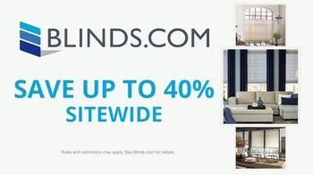 Blinds.com Friends & Family Sale TV Spot, 'Keep It Simple: 40% Off' - Thumbnail 7