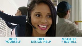 Blinds.com Friends & Family Sale TV Spot, 'Keep It Simple: 40% Off'