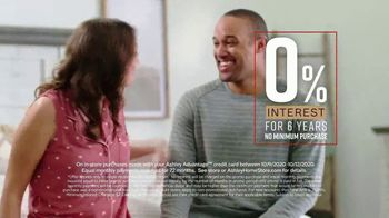 Ashley HomeStore Fall in Love With Home Sale TV Spot, 'Holiday Weekend Event: Save an Additional 10%' - Thumbnail 8