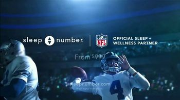 Sleep Number TV Spot, 'No Problem: $999' Featuring Dak Prescott - Thumbnail 10