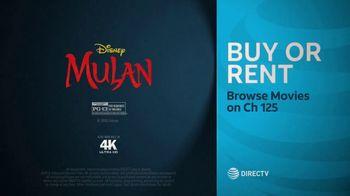DIRECTV Cinema TV Spot, 'Mulan' Song by Christina Aguilera - Thumbnail 10