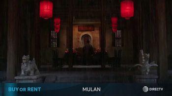 DIRECTV Cinema TV Spot, 'Mulan' Song by Christina Aguilera - Thumbnail 2