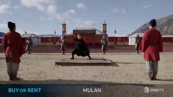DIRECTV Cinema TV Spot, 'Mulan' Song by Christina Aguilera - Thumbnail 5