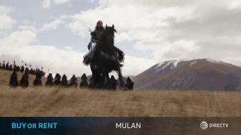 DIRECTV Cinema TV Spot, 'Mulan' Song by Christina Aguilera - Thumbnail 6