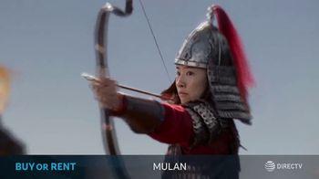 DIRECTV Cinema TV Spot, 'Mulan' Song by Christina Aguilera - Thumbnail 7