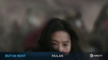 DIRECTV Cinema TV Spot, 'Mulan' Song by Christina Aguilera - Thumbnail 8