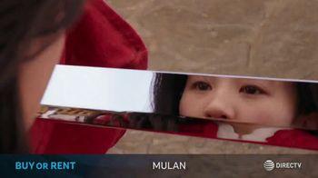 DIRECTV Cinema TV Spot, 'Mulan' Song by Christina Aguilera