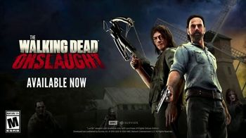 The Walking Dead: Onslaught TV Spot, 'Are You Ready?' - Thumbnail 10