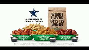 Wingstop TV Spot, 'Are You Ready?' - Thumbnail 8