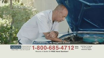 NationsBenefits Insurance Solutions TV Spot, 'Just One Call' - Thumbnail 1