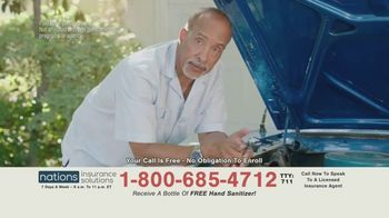 NationsBenefits Insurance Solutions TV Spot, 'Just One Call' - Thumbnail 2