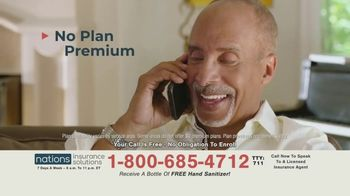 NationsBenefits Insurance Solutions TV Spot, 'Just One Call' - Thumbnail 3