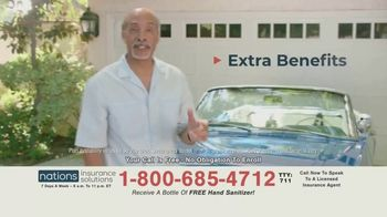NationsBenefits Insurance Solutions TV Spot, 'Just One Call' - Thumbnail 4