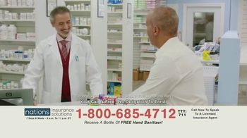 NationsBenefits Insurance Solutions TV Spot, 'Just One Call' - Thumbnail 6