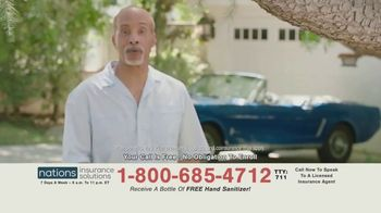 NationsBenefits Insurance Solutions TV Spot, 'Just One Call' - Thumbnail 7