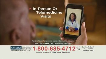 NationsBenefits Insurance Solutions TV Spot, 'Just One Call' - Thumbnail 8