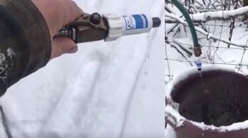 Freeze Miser TV Spot, 'Winterizing Your Outdoor Faucets' - Thumbnail 3