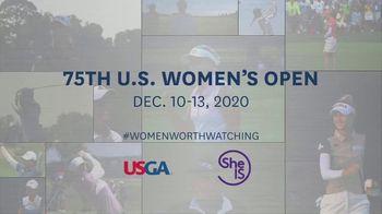 USGA TV Spot, 'The Responsibility of a Champion' - Thumbnail 10