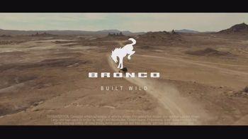 Ford Bronco TV Spot, 'The Wild' [T1] - Thumbnail 8