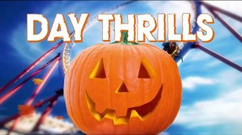 Six Flags Hallow Fest TV Spot, 'Day Thrills, Night Chills: Save Up to 70% on 2021 Season Passes' - Thumbnail 4