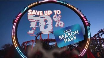 Six Flags Hallow Fest TV Spot, 'Day Thrills, Night Chills: Save Up to 70% on 2021 Season Passes' - Thumbnail 7