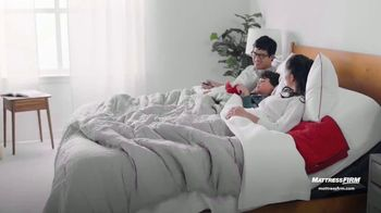 Mattress Firm Save Big Sale TV Spot, 'Save Up to $300: Free Adjustable Base and $299 Sealy Queen'