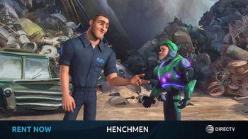 DIRECTV Cinema TV Spot, 'Henchmen' - 4 commercial airings