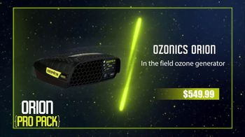 Ozonics Hunting Orion Pro Pack TV Spot, 'Be Undetectable' - Thumbnail 4