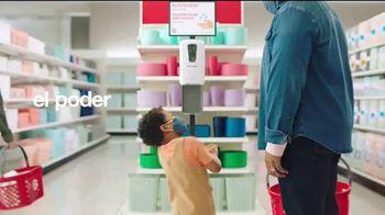 Target TV Spot, 'Siempre cuidándote' canción de Angélica Rahe [Spanish]