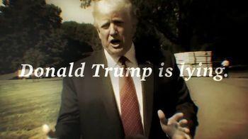 Biden for President TV Spot, 'Donald Trump: Social Security and Medicare'