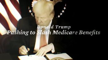 Biden for President TV Spot, 'Donald Trump: Social Security and Medicare' - Thumbnail 3