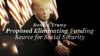 Biden for President TV Spot, 'Donald Trump: Social Security and Medicare' - Thumbnail 4