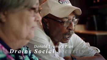 Biden for President TV Spot, 'Donald Trump: Social Security and Medicare' - Thumbnail 5