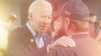 Biden for President TV Spot, 'Laser Focused' - Thumbnail 9