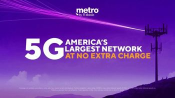 Metro by T-Mobile TV Spot, 'Rule Your Day: Latest 5G Phones for $99.99' - Thumbnail 5